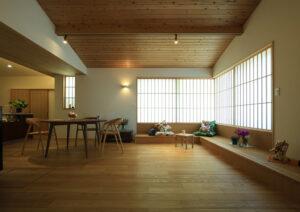 木の家リノベーション 岡崎市